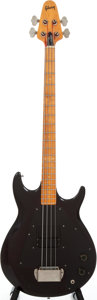 Musical Instruments:Bass Guitars, 1970's Gibson Grabber Wine Electric Bass Guitar #549058...
