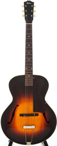 Musical Instruments:Acoustic Guitars, 1937 Gibson L-4 Sunburst Archtop Acoustic Guitar, #N/A. ...