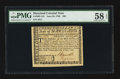 Colonial Notes:Maryland, Maryland June 28, 1780 $20 PMG Choice About Unc 58 EPQ.. ...