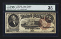 Large Size:Legal Tender Notes, Fr. 54 $2 1880 Legal Tender PMG Choice Very Fine 35.. ...