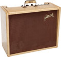 Musical Instruments:Amplifiers, PA, & Effects, 1959 Gibson GA-6 Tweed Guitar Amplifier, Serial # 27933...
