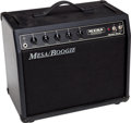 Musical Instruments:Amplifiers, PA, & Effects, 1995 Mesa Boogie Subway Blues Black Guitar Amplifier, Serial #SB02145...