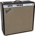 Musical Instruments:Amplifiers, PA, & Effects, 1970 Fender Bantam Bass Guitar Amplifier, Serial # A01306...