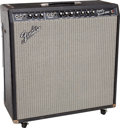 Musical Instruments:Amplifiers, PA, & Effects, 1967 Fender Super Reverb Guitar Amplifier, Serial # A26893 ...