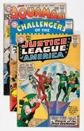 Silver Age (1956-1969):Miscellaneous, DC Silver Age Group (DC, 1958-70) Condition: Average VG-....(Total: 20 Comic Books)