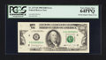 Error Notes:Missing Magnetic Ink, Fr. 2173-H $100 1990 Federal Reserve Note. PCGS Very Choice New64PPQ.. ...