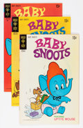 Bronze Age (1970-1979):Humor, Baby Snoots File Copy Group (Gold Key, 1970-75) Condition: Average VF+.... (Total: 19 Comic Books)