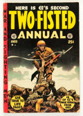 Golden Age (1938-1955):War, Two-Fisted Annual #2 (EC, 1953) Condition: VG-....