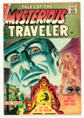Silver Age (1956-1969):Horror, Tales of the Mysterious Traveler #3 (Charlton, 1957) Condition:FN+....