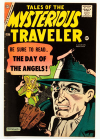 Tales of the Mysterious Traveler #8 (Charlton, 1958) Condition: FN