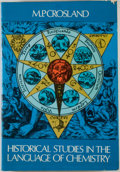 Books:Metaphysical & Occult, [Alchemy]. [Lot of 4 softcover books on alchemy]. Spring 74. Alchemy. [And]: M. P. Crosland. Historical Stud... (Total: 4 Items)