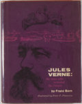 Books:Biography & Memoir, [Jerry Weist]. Franz Born. Jules Verne: The Man Who Invented the Future. Englewood Cliffs: Prentice-Hall, [1964]...