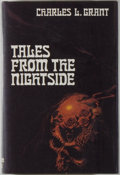 Books:Horror & Supernatural, [Jerry Weist]. Charles L. Grant. Tales From the Nightside.[Sauk City]: Arkham House, [1981]. First edition, first p...