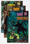 Silver Age (1956-1969):Horror, Dark Shadows File Copy Group (Gold Key, 1969-75) Condition: AverageVF+.... (Total: 13 Comic Books)