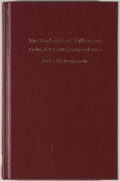 Books:Science Fiction & Fantasy, [Jerry Weist]. Richard A. Hauptmann. SIGNED. The Work of Jack Williamson: An Annotated Bibliography and Guide. Frami...