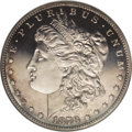 Proof Morgan Dollars: , 1878 7TF $1 Reverse of 1878 PR65 Cameo NGC. The powerfullyimpressed devices of this gorgeous...
