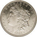 Proof Morgan Dollars: , 1921 $1 Zerbe PR64 NGC. The controversial Zerbe proofs wereallegedly struck by the mint as a...