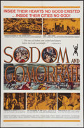 "Movie Posters:Historical Drama, Sodom and Gomorrah (20th Century Fox, 1963). One Sheet (27"" X 41""). Historical Drama.. ..."