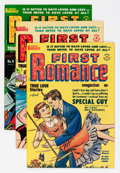Golden Age (1938-1955):Romance, First Romance #5 and 7-52 File Copy Group (Harvey, 1950-58)Condition: Average VF.... (Total: 47 Comic Books)