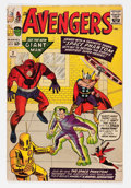 Silver Age (1956-1969):Superhero, The Avengers #2 (Marvel, 1963) Condition: VG+....