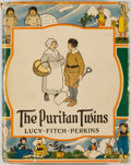 Books:Children's Books, Lucy Fitch Perkins. Group of Three Books, including: The PuritanTwins. [1921]. [and:]... (Total: 3 Items)
