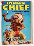Golden Age (1938-1955):Western, Indian Chief Bound Volume Group (Dell, 1950-57).... (Total: 3 Items)