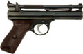 "Handguns:Muzzle loading, Scarce Webley ""Senior"" Compression Air Pistol..."