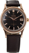 Music Memorabilia:Costumes, Elvis Presley Owned and Worn Omega Watch (Omega, c. 1958)....