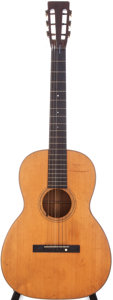 Musical Instruments:Acoustic Guitars, 1925 Martin 00-18 Natural Acoustic Guitar, #22425....