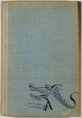 Books:Children's Books, C. S. Lewis. The Voyage of the Dawn Treader. New York:Macmillan, 1952. First American edition. Octavo. 210 pages. P...