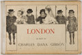 Books:Art & Architecture, Charles Dana Gibson. London as Seen by Charles Dana Gibson. New York: Scribner's 1897. First edition. Oblong fol...