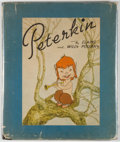 Books:Children's Books, Elaine and Willy Pogany. Peterkin. Philadelphia: DavidMcKay, 1940. First edition. Quarto. Illustrated in color and ...