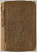 Books:Americana & American History, Henry C. Watson. Nights in a Block-House; or, Sketches of BorderLife. Philadelphia: Lippincott, 1852. First edition...