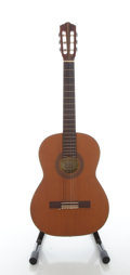 Musical Instruments:Acoustic Guitars, 1970's Suzuki 36 Natural Classical Guitar, Serial #700808....