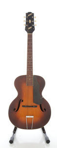 Musical Instruments:Acoustic Guitars, Circa 1940's Slingerland Sunburst Archtop Acoustic Guitar....