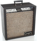 Musical Instruments:Amplifiers, PA, & Effects, Circa 1960's Gregory Mark X Guitar Amplifier....
