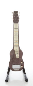 Musical Instruments:Lap Steel Guitars, Early 1950's Magnatone MOTS Lap Steel Guitar, Serial #35312....