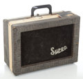 Musical Instruments:Amplifiers, PA, & Effects, 1960's Supro Guitar Amplifier, Serial #T198....