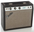 Musical Instruments:Amplifiers, PA, & Effects, 1970's Fender Champ Silverface Guitar Amplifier, Serial#A614246....