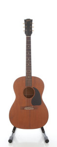 Musical Instruments:Acoustic Guitars, 1962 Gibson LG-0 Mahogany Acoustic Guitar, Serial #51788....