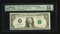 Small Size:Federal Reserve Notes, Fr. 1911-G* $1 1981 Federal Reserve Note. PMG Choice Very Fine 35 EPQ.. ...