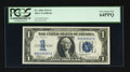 Small Size:Silver Certificates, Fr. 1606 $1 1934 Silver Certificate. PCGS Very Choice New 64PPQ.. ...