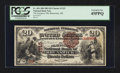 National Bank Notes:Maine, Brunswick, ME - $20 1882 Brown Back Fr. 494 The Pejepscot NB Ch. # 1315. ...