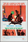 """Movie Posters:Academy Award Winners, In the Heat of the Night (United Artists, 1967). One Sheet (27"""" X 41""""). Academy Award Winners.. ..."""