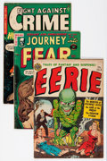 Golden Age (1938-1955):Horror, Horror Group (Miscellaneous Publishers, 1950s) Condition: AverageGD/VG.... (Total: 14 Comic Books)
