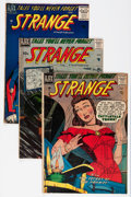 Golden Age (1938-1955):Science Fiction, Strange #2, 4, and 5 Group (Ajax / Farrell, 1950s).... (Total: 3Comic Books)