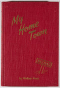Books:Americana & American History, Wallace Davis. My Home Town. The Bedias Story. Houston: GulfPublishing, 1953. First edition. Octavo. 231 pages. Pub...