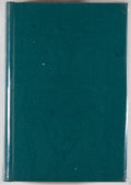Books:Books about Books, Katherine Golden Bitting. Gastronomic Bibliography. [Mansfield Centre: Martino, n.d., ca. 1995]. Limited edition...