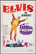 "Movie Posters:Elvis Presley, Frankie and Johnny (United Artists, 1966). One Sheet (27"" X 41"").Elvis Presley.. ..."