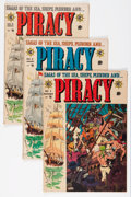 Golden Age (1938-1955):Science Fiction, EC Comics Group (EC, 1954-55) Condition: Average VG-.... (Total: 16Comic Books)